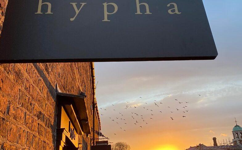 Hypha restaurant, Chester
