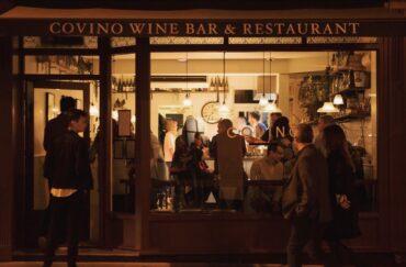 Covino Restaurant, Chester