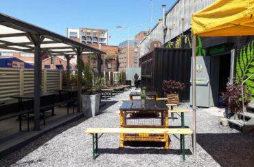 Yard Bar at District