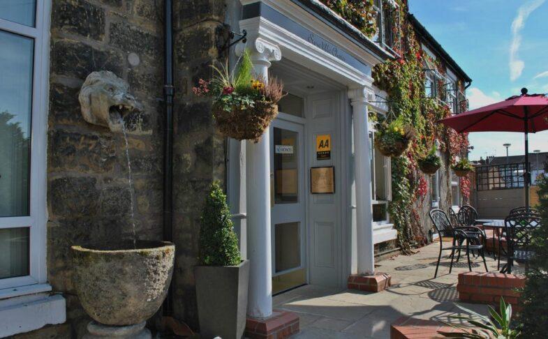Stone Villa hotel, Chester