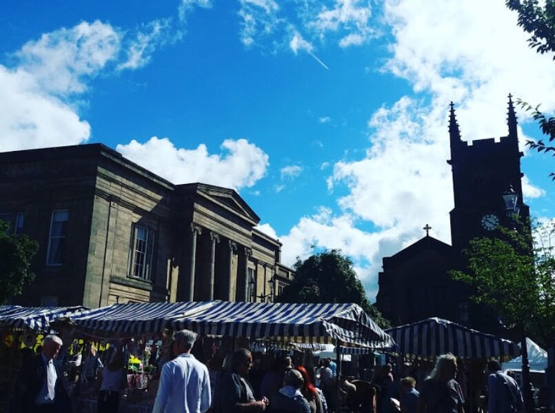 Things to do in Macclesfield: Macclesfield Treacle Market