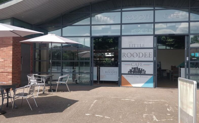 Little Roodee Cafe, Chester