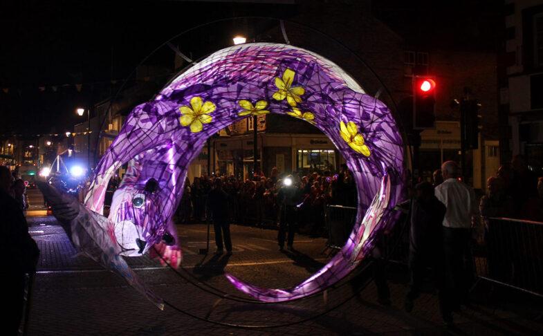 Kendal Torchlight Carnival