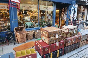 The Antiques Shop, Chester