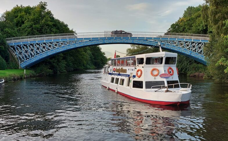 ChesterBoat river cruise, Chester