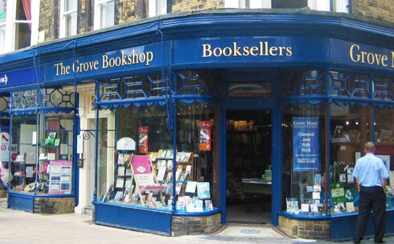 Grove bookshop