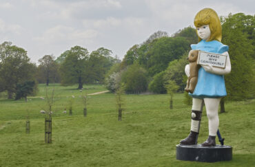 Damien Hirst at Yorkshire Sculpture Park