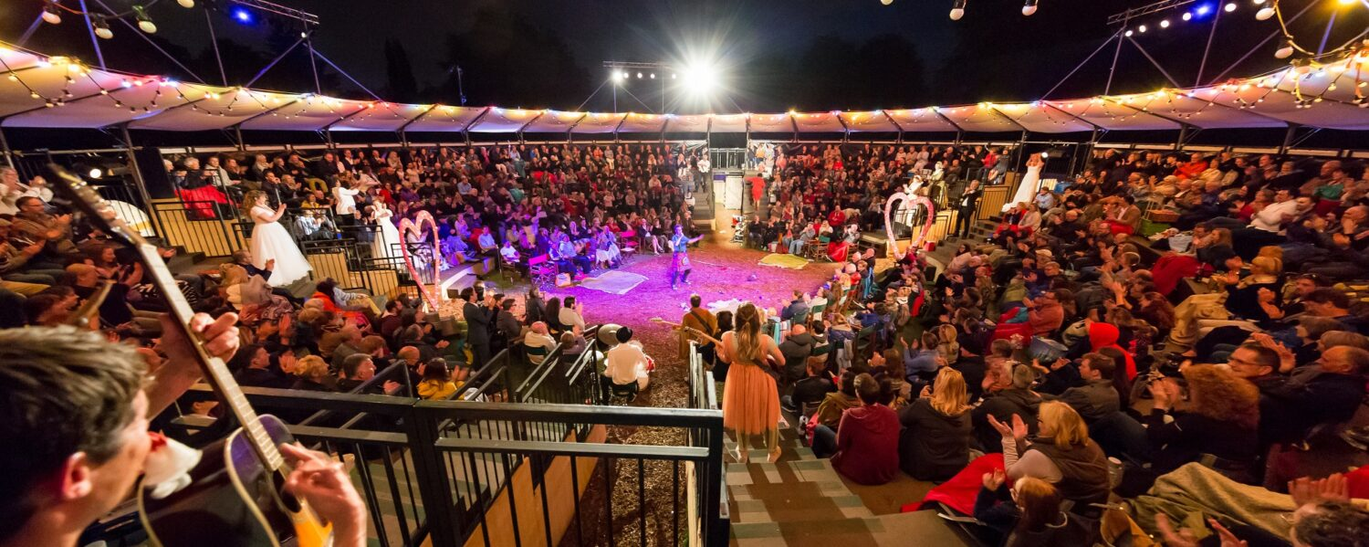 Open Air Theatre in Manchester and the North
