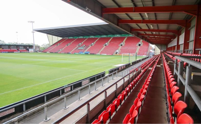 Alexandra Stadium Crewe
