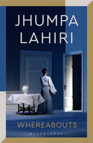 Jhumpa Lahiri Whereabouts cover