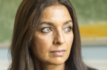 Writer and translator Jhumpa Lahiri.