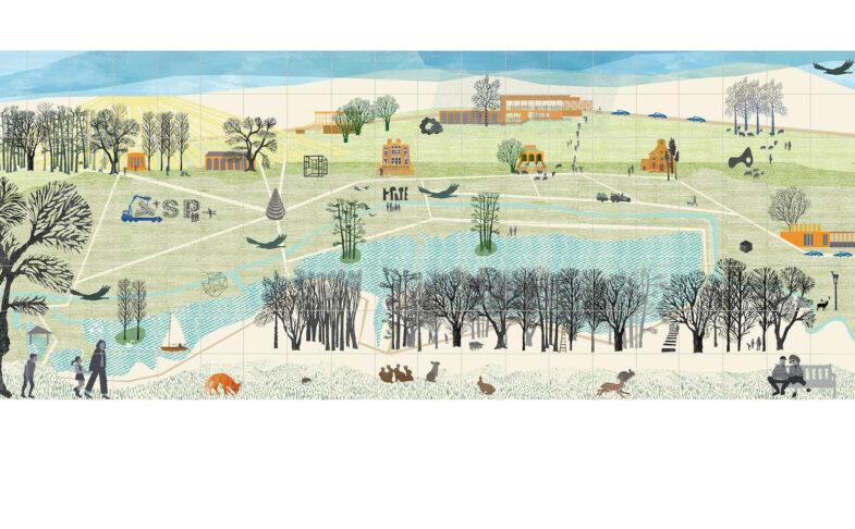 Alison Milner: Decorative Minimalist at Yorkshire Sculpture Park