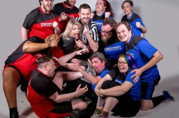 ComedySportz, Waterside Arts