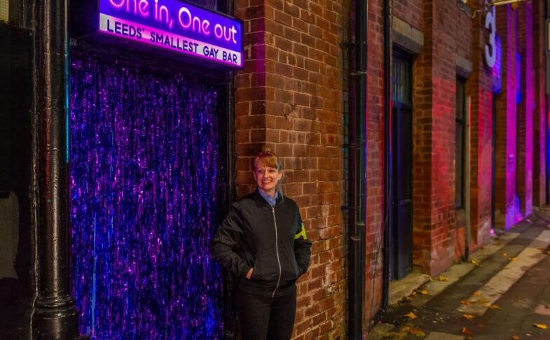 Compass Festival : One in, One Out: Leeds' Smallest Gay Bar