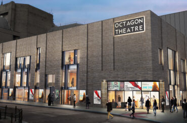 The Hound of the Baskervilles at the Octagon Theatre