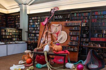Refloresta! Maria Nepomuceno at The Portico Library
