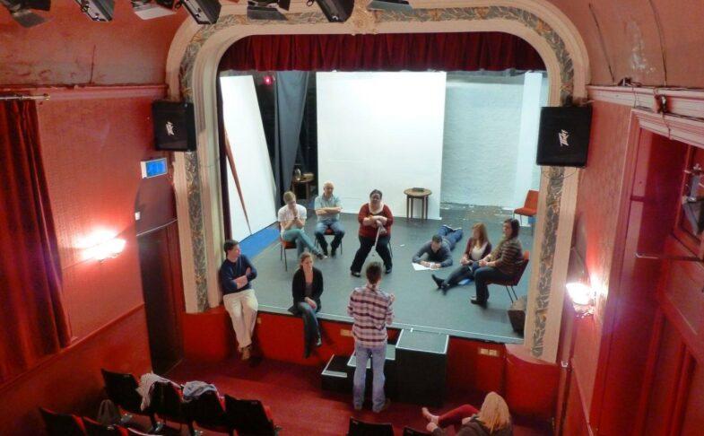 Lantern Theatre Sheffield