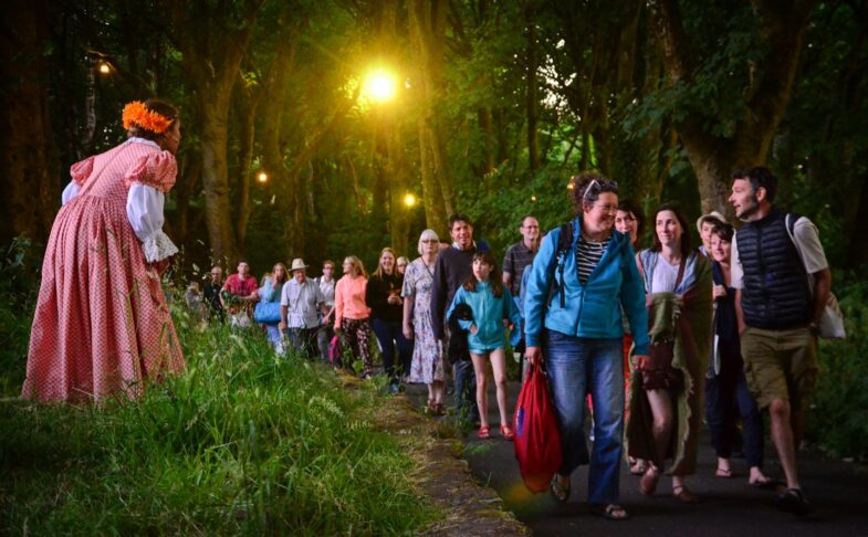 Grimm Tales: Witches, Wolves, Fairies and Frogs at Williamson Park