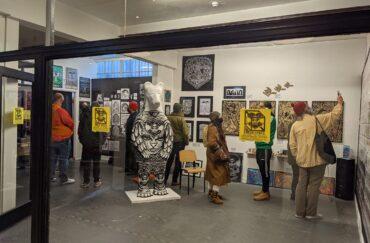 Artcade Gallery Sheffield