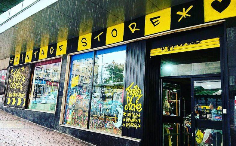 Thrifty Store, Sheffield.