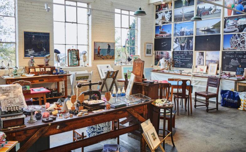 Sunny Bank Mills Gallery