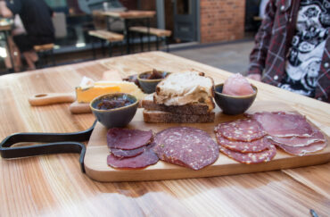 The Mews Bar and Charcuterie