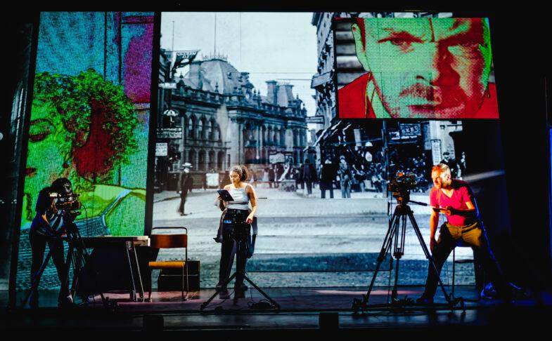Dracula: The Untold Story at Leeds Playhouse