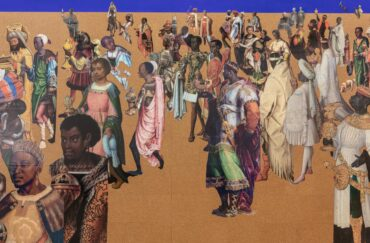 Rosa-Johan Uddoh: Practice Makes Perfect at the Bluecoat in Liverpool