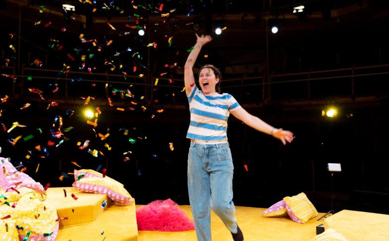 Glee & Me at the Royal Exchange