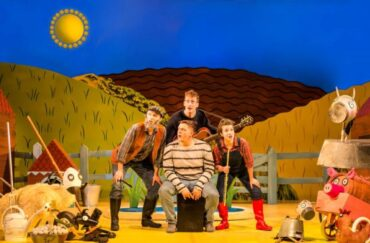 What the Ladybird Heard at The Lowry