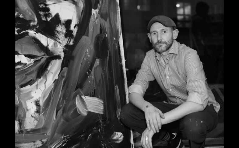 Hear from artist David Tovey at Day One of The Ripples of Hope Festival