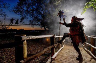 Halloween at the Old Hall: The Lost Crystal at Tatton Park