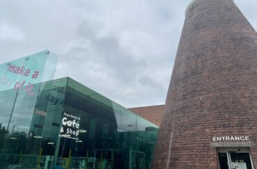 The World Of Glass in St. Helens