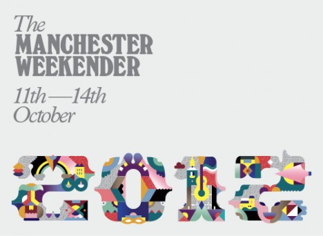 Image for Manchester art and culture event, The Manchester Weekender 2012