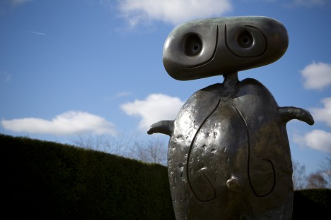 Open air: Joan Miró at Yorkshire Sculpture Park - Creative Tourist