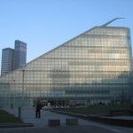 The Urbis building in its former incarnation as an urban culture museum
