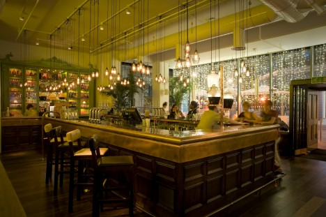 The Alchemist brings cocktail cool to Piccadlly Gardens