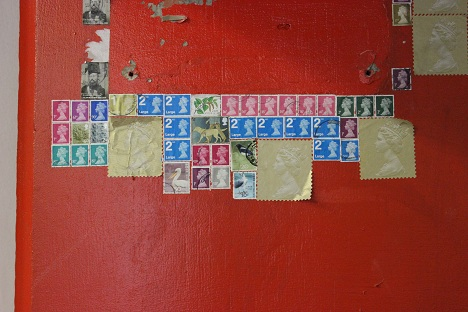 Copperas Hill, stamps, Liverpool Biennial 2012 by Creative Tourist